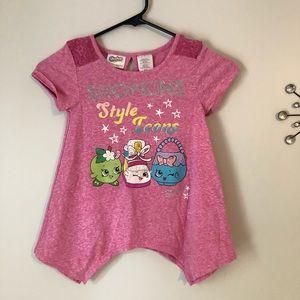 Shopkins Shirts & Tops - girls Shopkin Tshirt